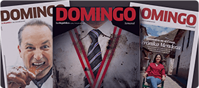 La revista dominical de La República. Crónicas y reportajes con el estilo de siempre.