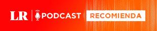 Logo podcast LR